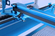 laser engraver High quality rails