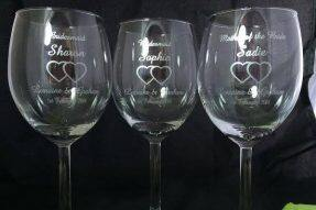 glass engraving