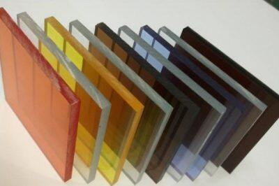 What is used to cut acrylic board?